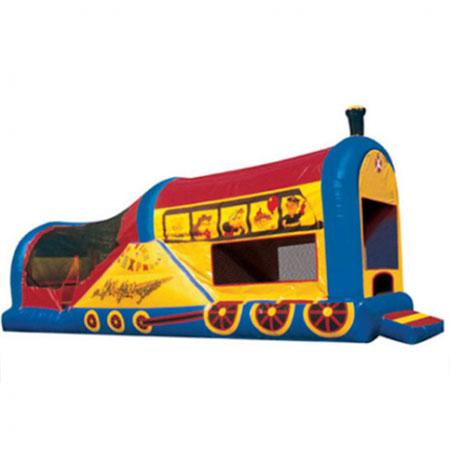Choo Choo Slide n Jump