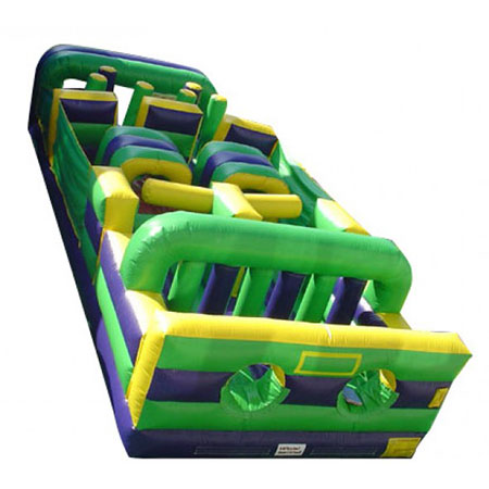 Seven Elements Obstacle Course